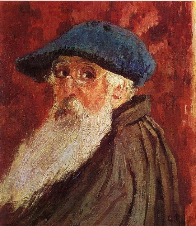 Self Portrait 2, Camille Pissarro