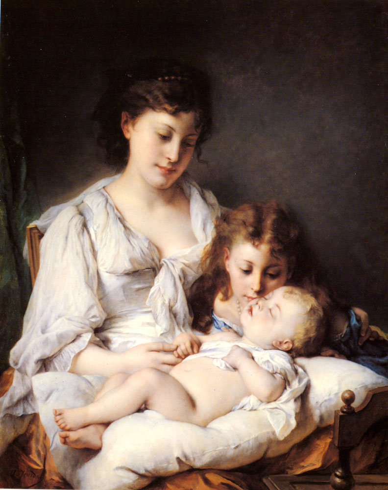 analysis of portrait of mother iii A candid painting of an artist's mother after she had died is in the running for a prestigious arts prize at the national portrait gallery daphne todd completed last portrait of mother in april.